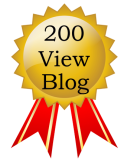 Blog Over 200 Views