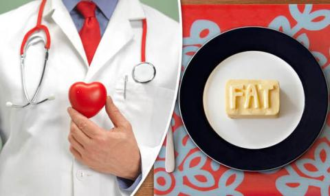 Saturated fat: Doctors claim warnings it clogs arteries are false | Health | Life & Style | Express.co.uk