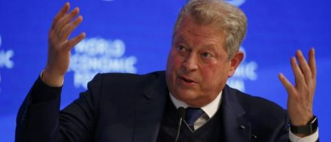 Al Gore Wants To Spend $15 Trillion To Stop Global Warming | The Daily Caller