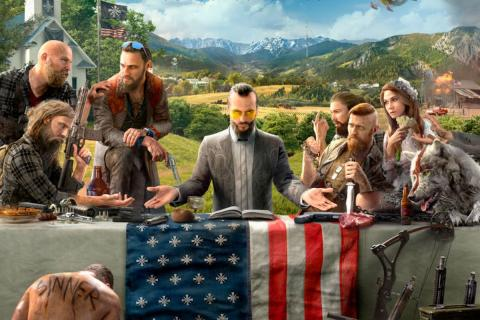 Far Cry 5 promises to be controversial, but not for the usual reasons - The Verge