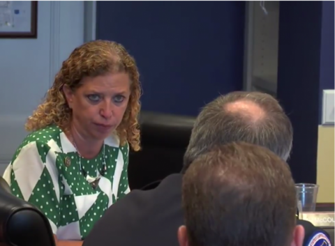 Wasserman Schultz Threatened Police Chief Over IT Evidence | The Daily Caller