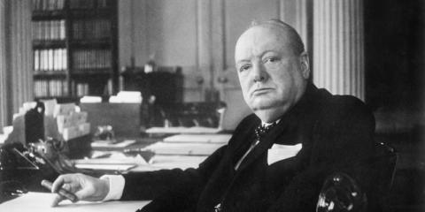 Winston Churchill Received A Prescription For Alcohol To Get Around American Prohibition | VinePair
