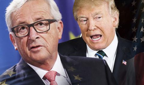 Donald Trump warned your anti-EU outbursts will start WAR: Juncker threatens US President | World | News | Express.co.uk