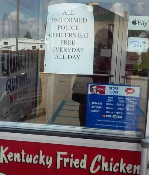 KFC posts a sign that will make Black Lives Matter extremely ANGRY | John Hawkins' Right Wing News