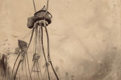 BBC is making a Victorian-era War of the Worlds TV series - The Verge