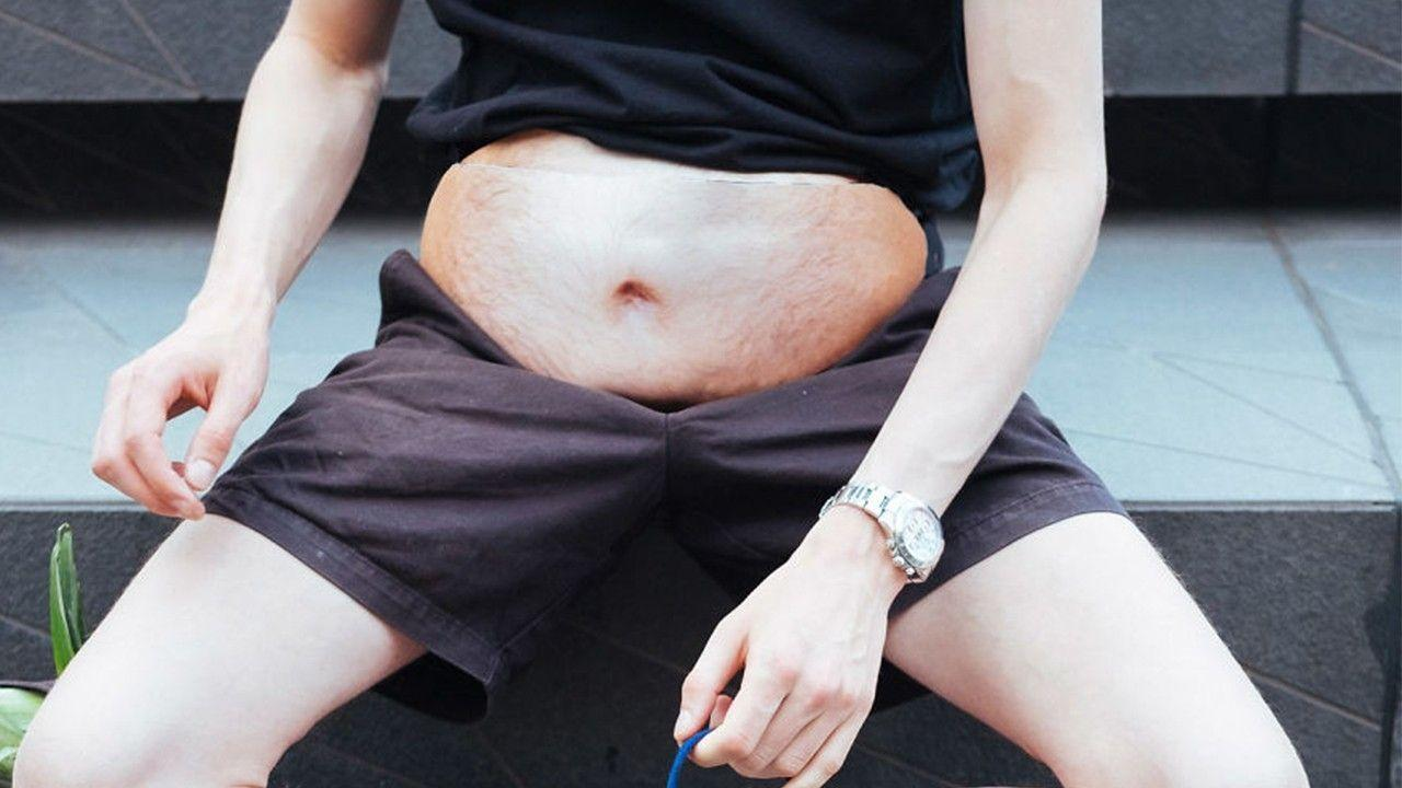 This 'Dad Bag' fanny pack will give you the dad bod of your dreams | Fox News