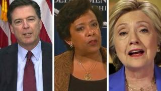 FBI Found New Email Suggesting Lynch Made Sure Clinton Email Probe 'Didn't Go Too Far'