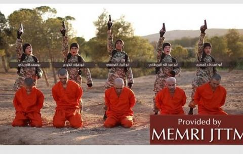 Depraved new ISIS video shows child executioners gunning down Kurds | Fox News