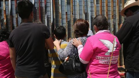 'DREAMers Moms' help deported mothers in Tijuana, Mexico reunite with their U.S. kids | Fox News Latino