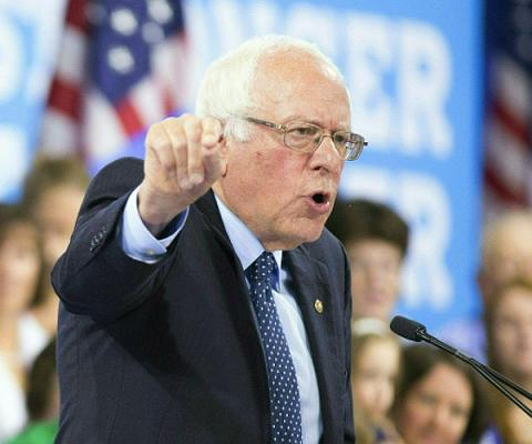 Leaked Emails Suggest Dem Conspiracy Against Sanders
