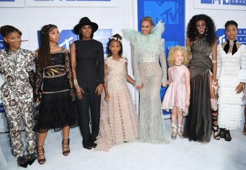 Beyonce Brings Eric Garner, Travyon Martin's Mom On Red Carpet | The Daily Caller