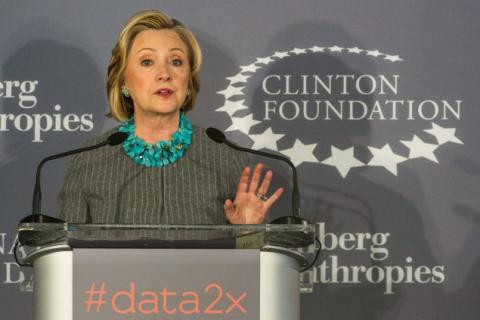 Media Orgs Donate to Clinton Foundation Then Downplay Clinton Foundation Scandal |  | Observer