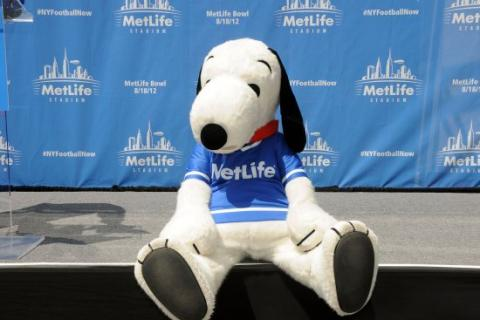 Snoopy Fired by MetLife after 31 Years of Service