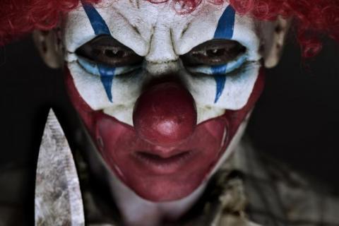 'Killer clown' dies after stepping on landmine in Cambodia | London Evening Standard
