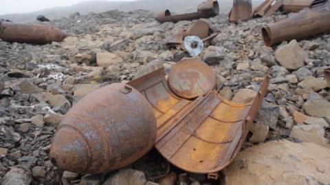Secret Nazi 'Treasure Hunter' base in Arctic found by Russian scientists