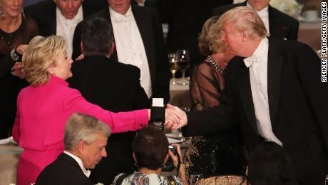 Archbishop Tim Dolan: Trump and Clinton prayed together before Al Smith Dinner - CNNPolitics.com
