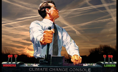 The New Manhattan Project: Ongoing Research Reveals The Roots Of Global Climate Control And The Massive Program Filling The Skies With Chemical Spray
