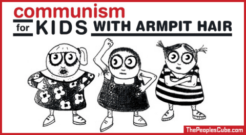 Communism for Kids with Armpit Hair: new book from MIT